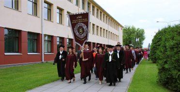 Diplomų įteikimo šventė