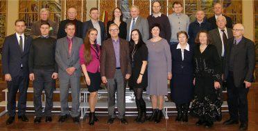 Energetikos ir biotechnologijų inžinerijos instituto darbuotojų susitikimas su LR Seimo nariu Arvydu Nekrošiumi