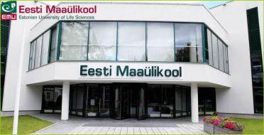 Tarptautinis bendradarbiavimas su Estijos gyvybės mokslų universitetu